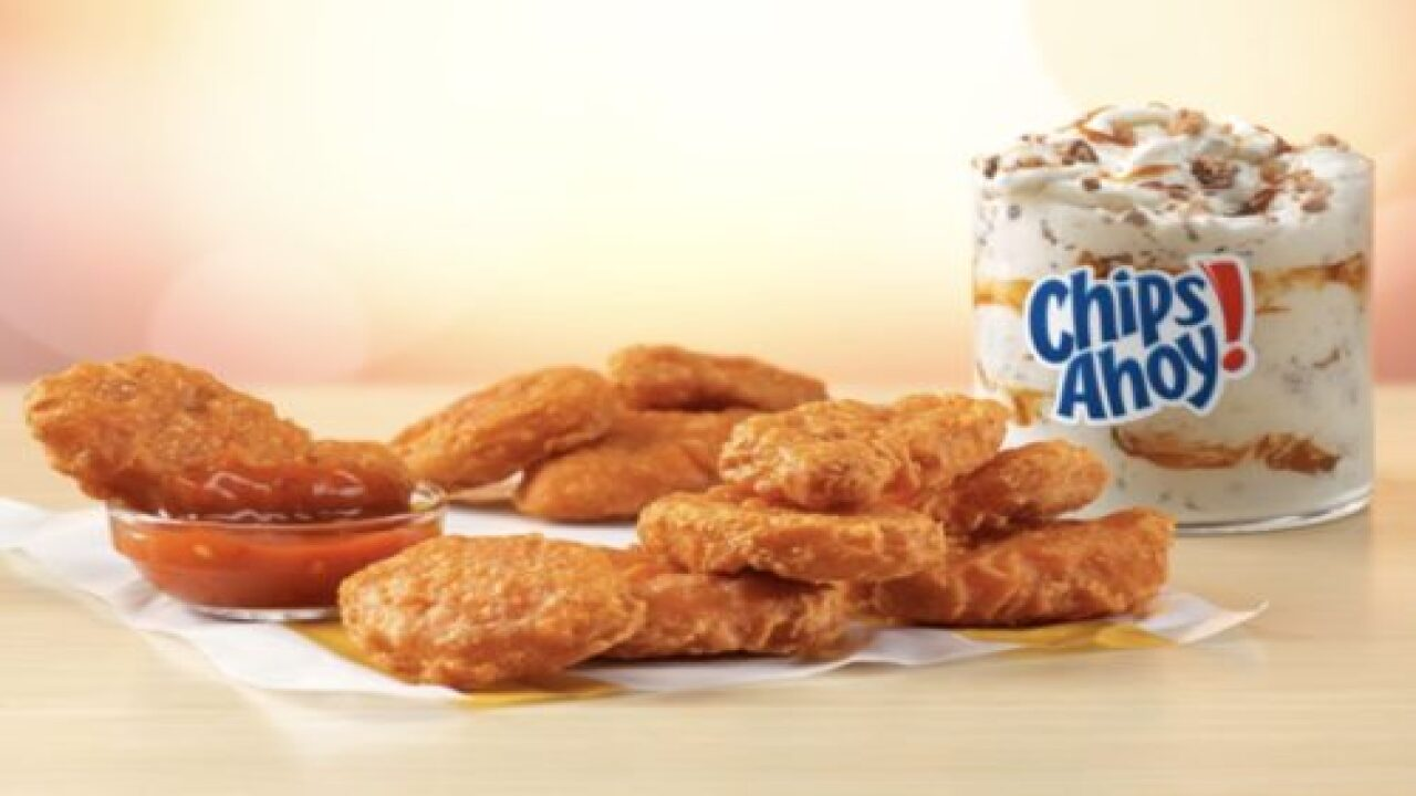 McDonald's Is Unveiling A New Flavor Of Chicken Nuggets