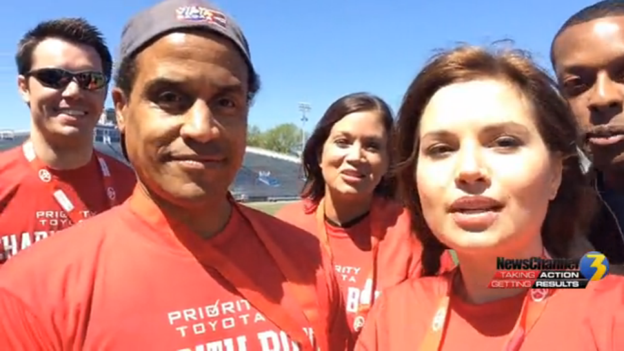 Watch: Behind the Scenes at the 2016 CharityBowl