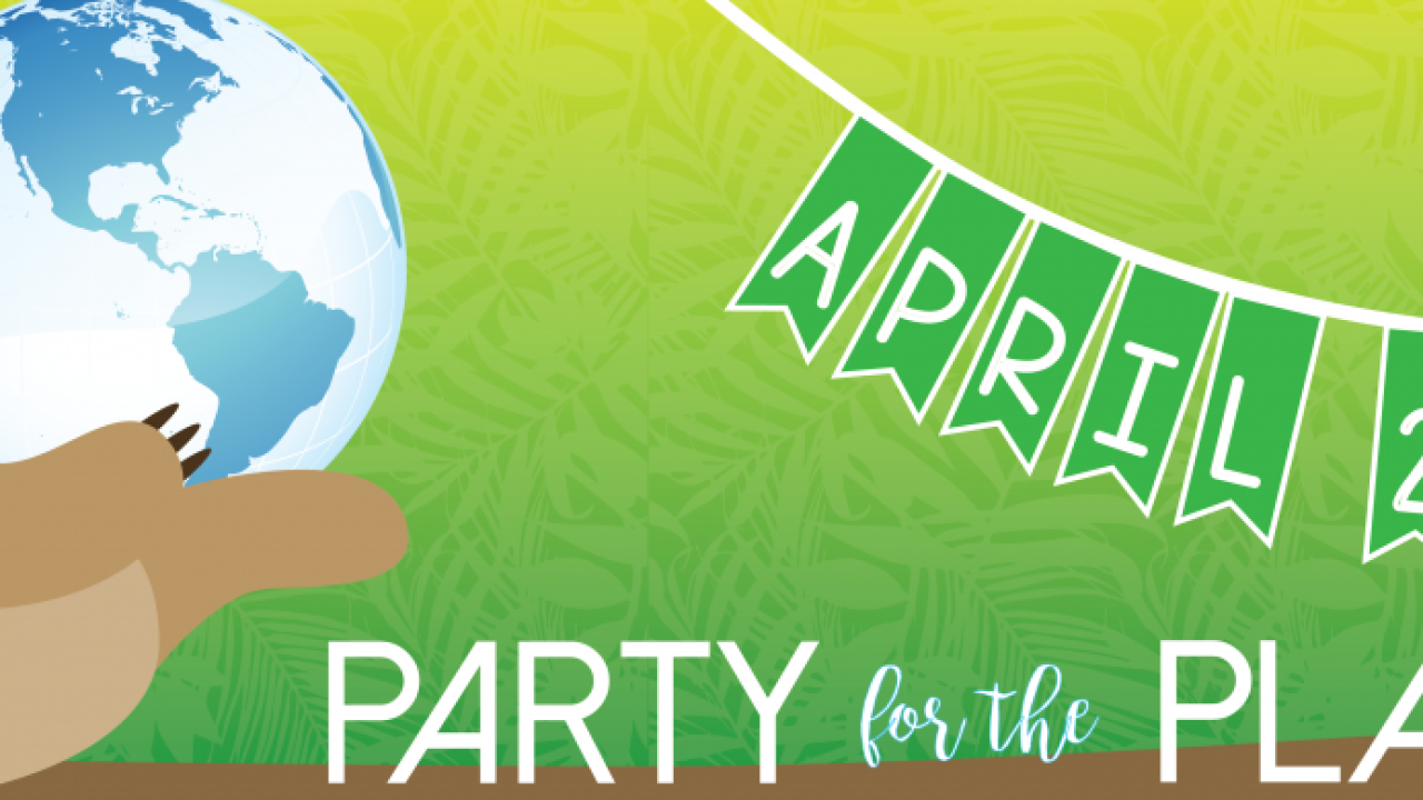 'Party for the Planet' at VirginiaZoo