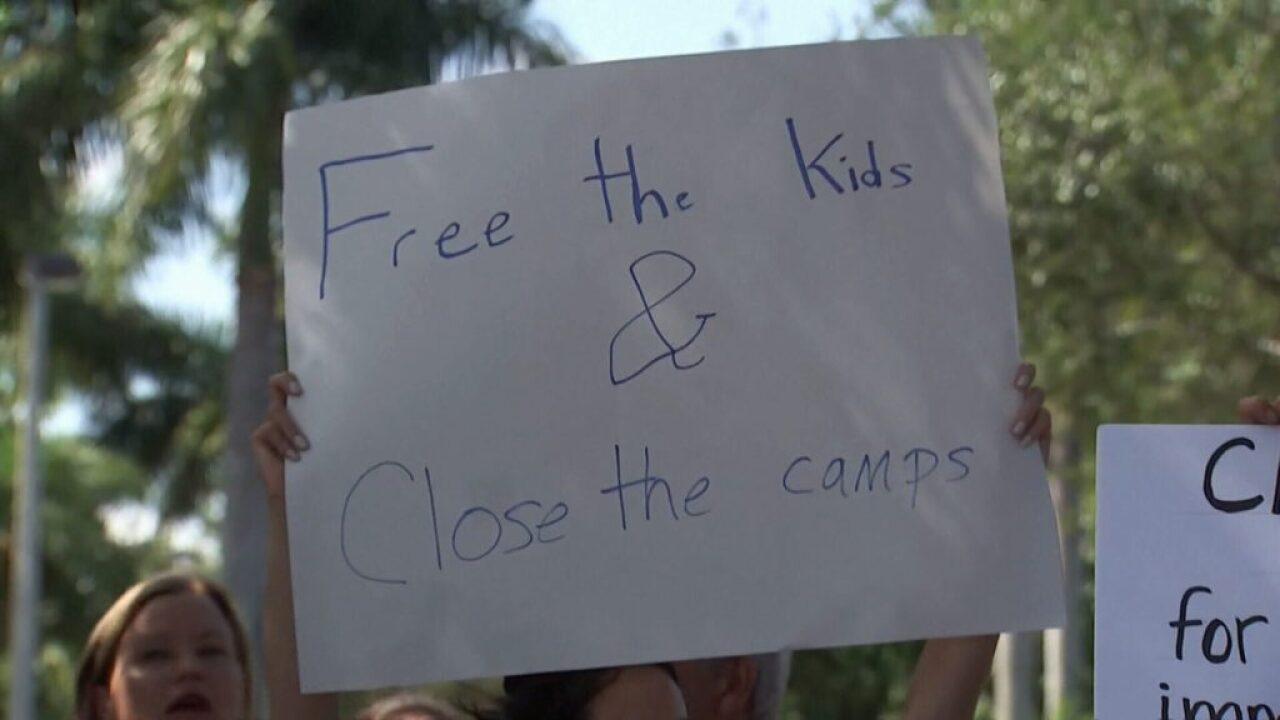 Rally, vigil for asylum seekers set for Saturday in SLO