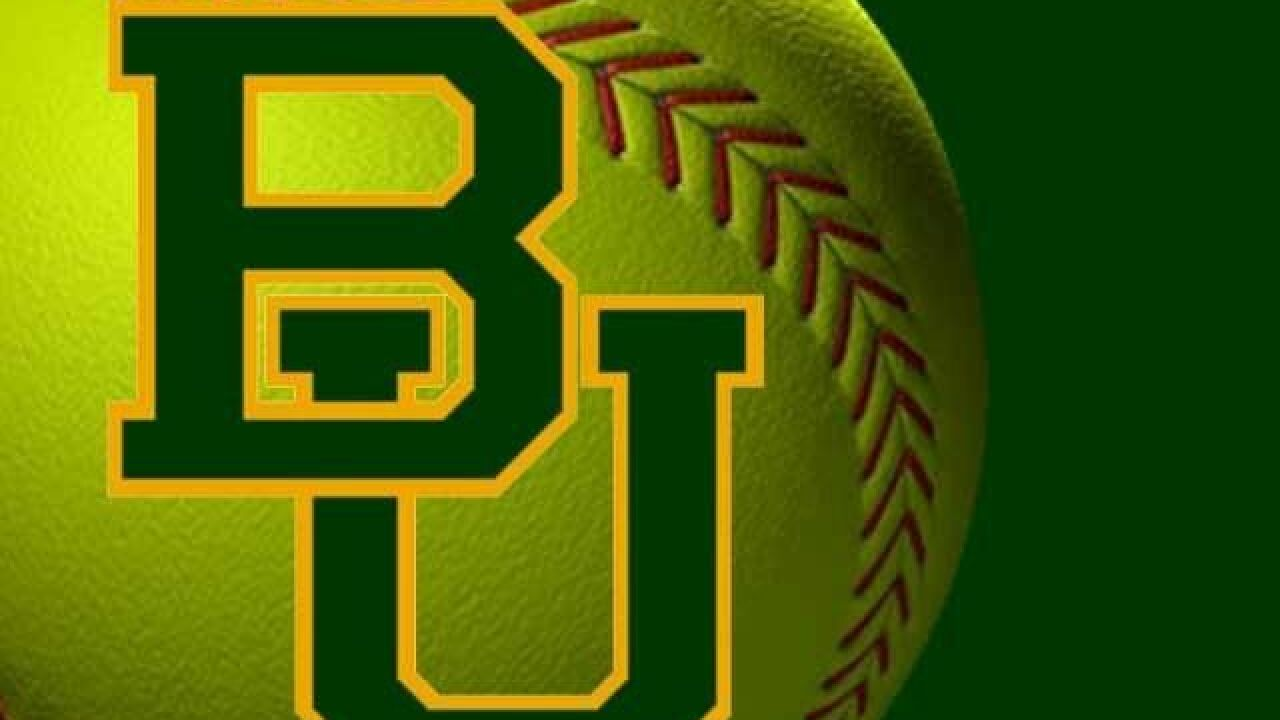 No. 13 Baylor Softball Hosts Abilene Christian for Midweek Contest