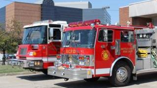 Battle Creek Fire Department file photo