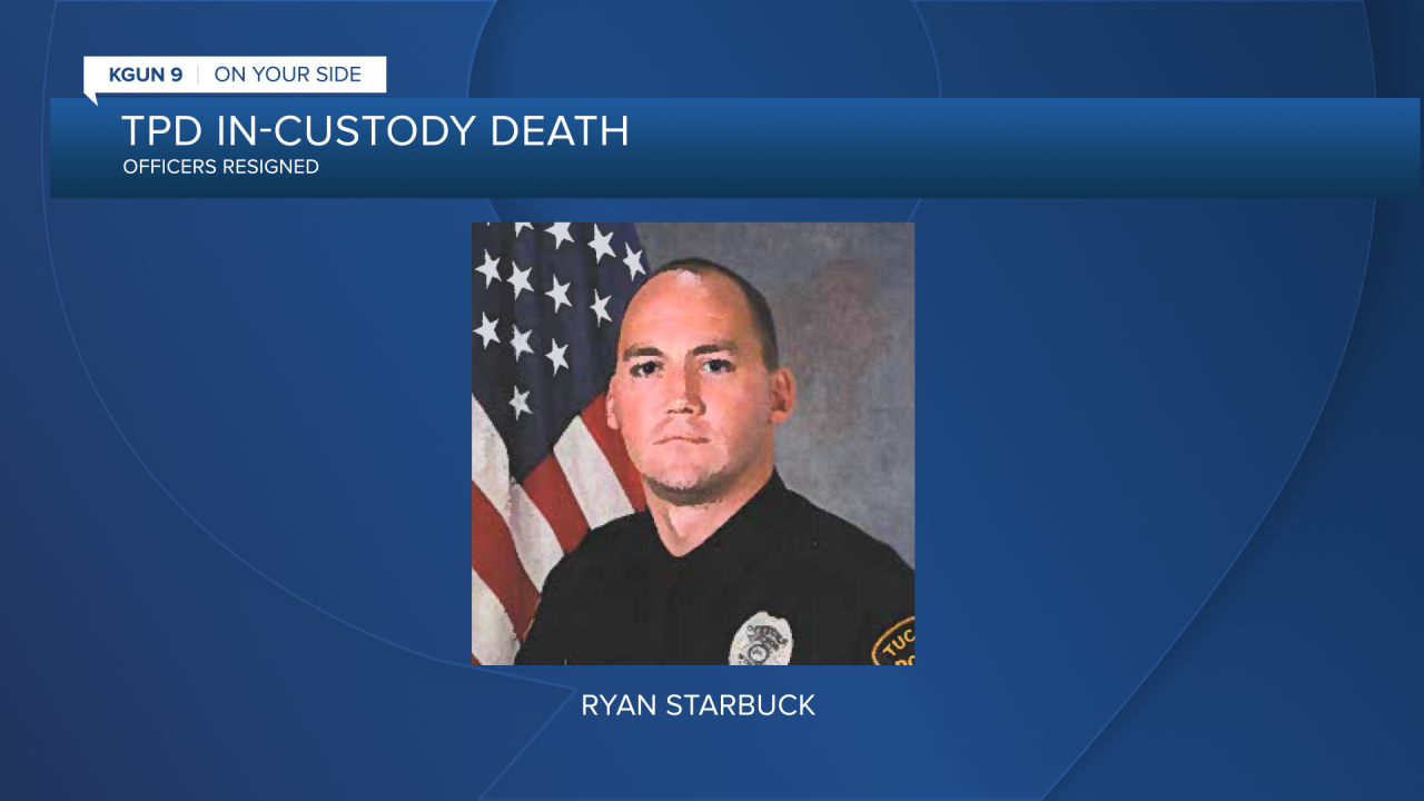 Report details Tucson police officers' misconduct in death of Carlos Ingram-Lopez
