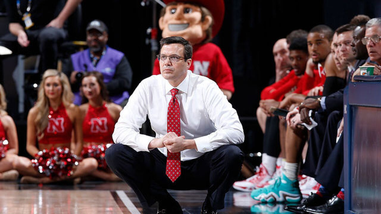 Nebraska basketball falls in first round of NIT