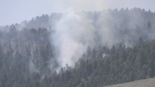 Bon Accord Fire west of Dillon grows to 160 acres