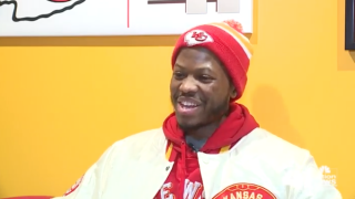 #BadLuckChuck: 'Jinxed' Chiefs fan leaves game with his team losing, 24-0, team goes on to win 51-31