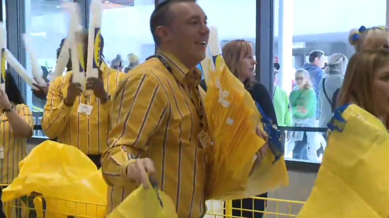 Photo gallery: Grand opening of IKEA Norfolk