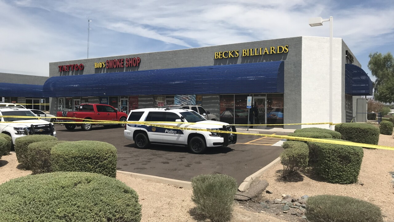 Az smoke shop shooting