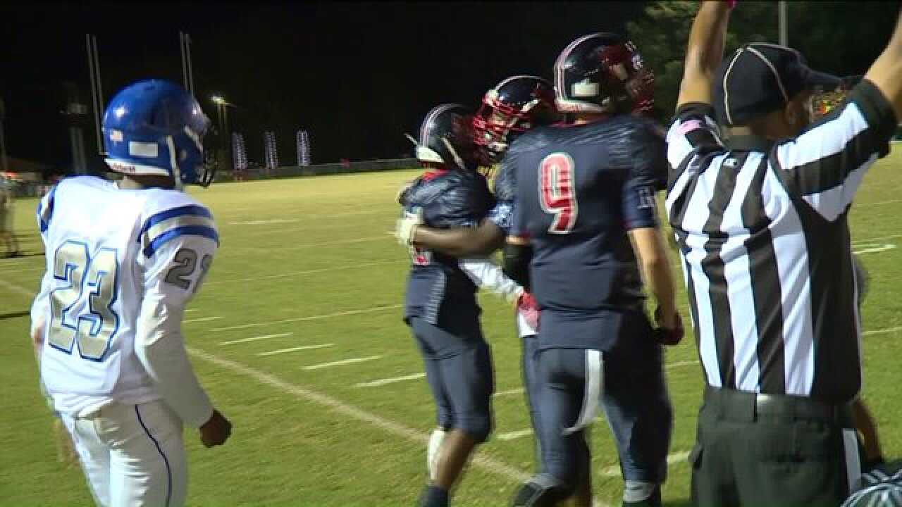 Hart rushes Patrick Henry past Atlee26-14