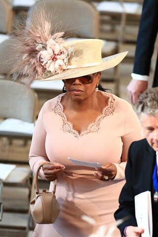 Royal Wedding: Oprah, the Beckhams and Idris Elba among those in attendance