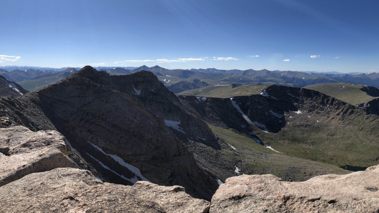 Mount Evans Scenic Byway named second-most breathtaking view from U.S. roadways
