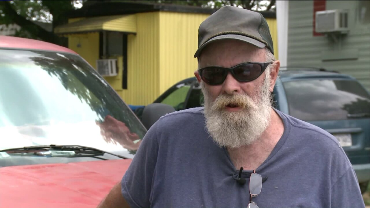 Mobile home residents file discrimination suit againstcity