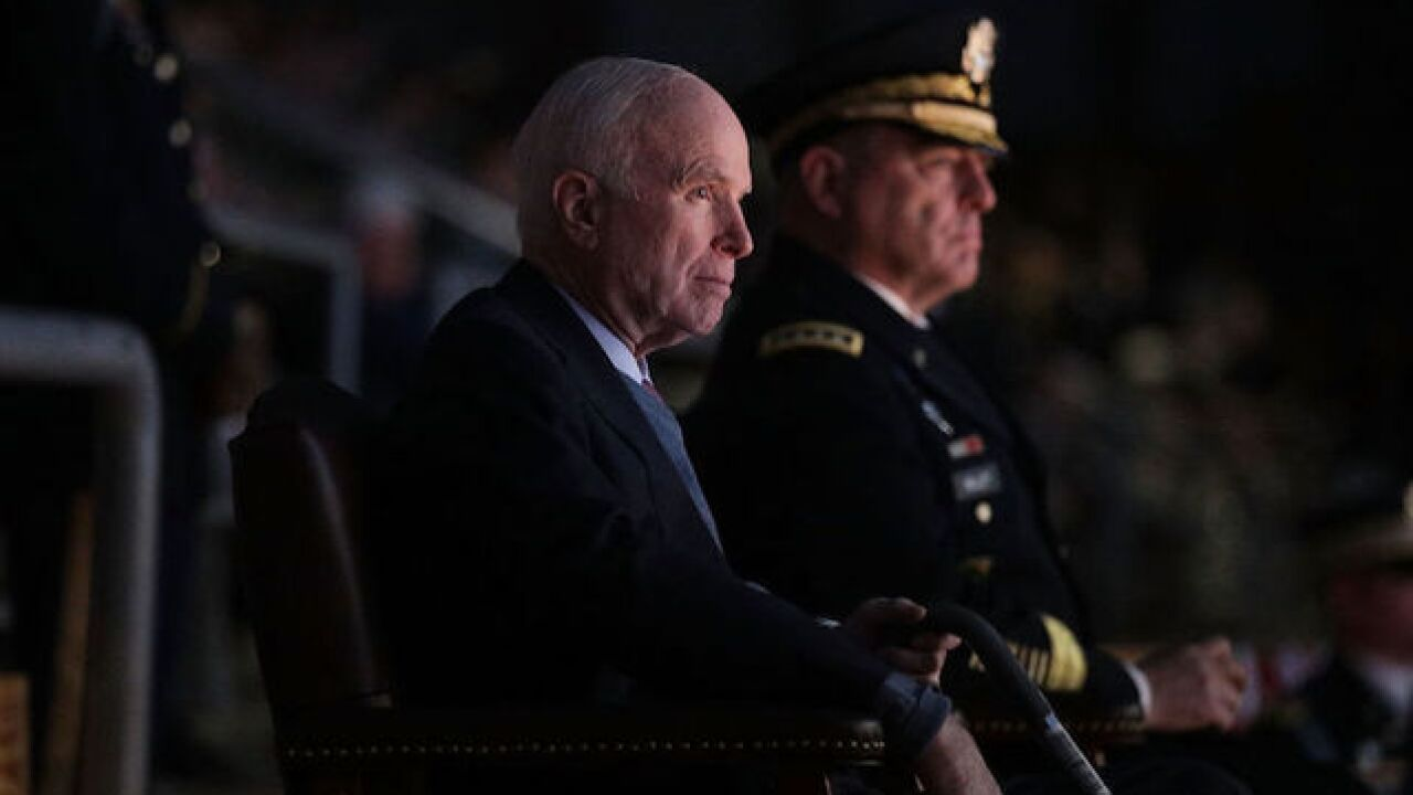 The life and character of John McCain in his own words: Memorable quotes from the late senator