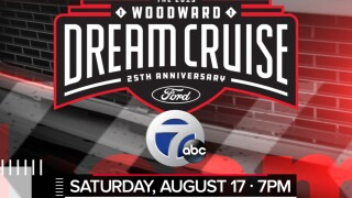 2019 Dream Cruise graphic