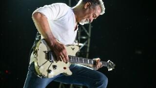 Legendary musician Eddie Van Halen dies at age 65