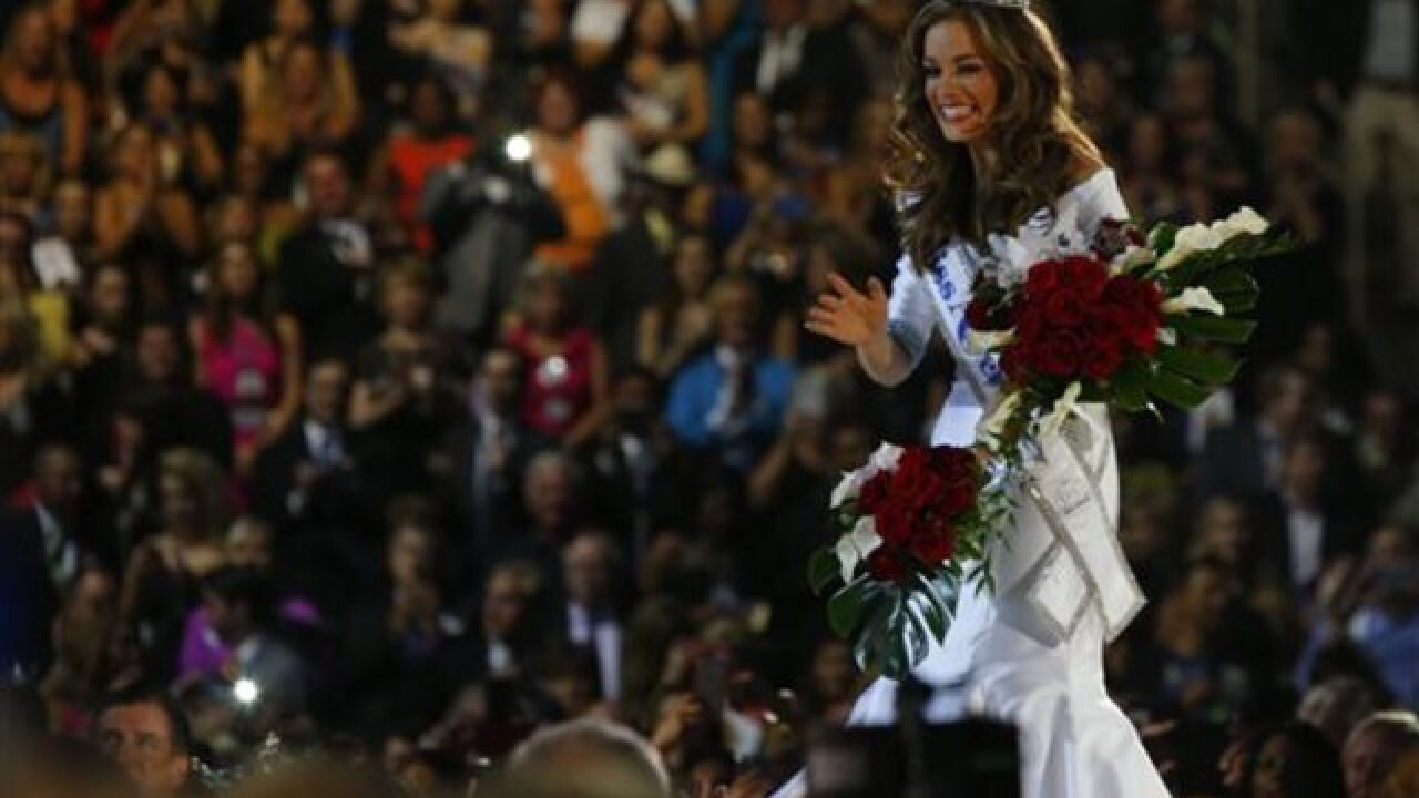 Miss Georgia wins Miss America pageant