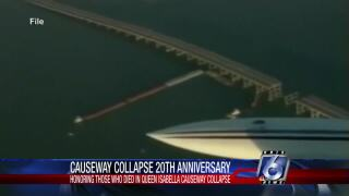 Queen Isabella Causeway collapse remembered