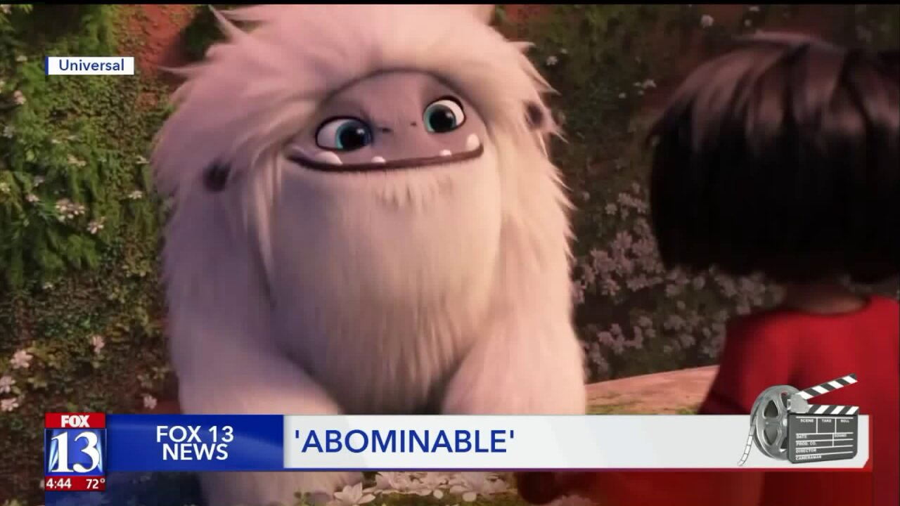 Rich reviews: 'Abominable' and 'Judy'