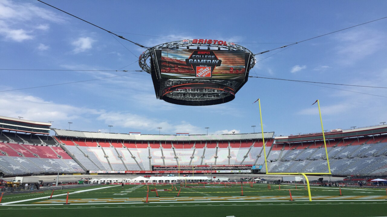 Hokies vs. Volunteers: See the Battle at Bristol