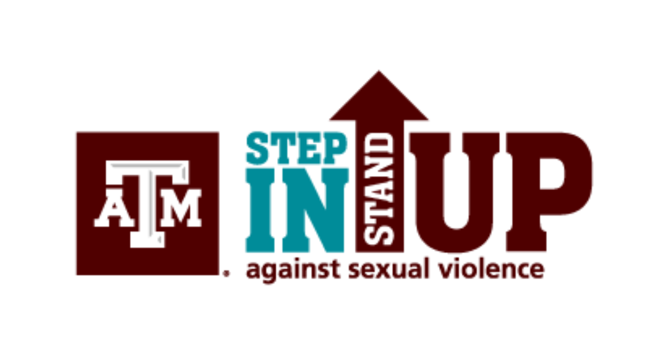 Step In. Stand Up. logo