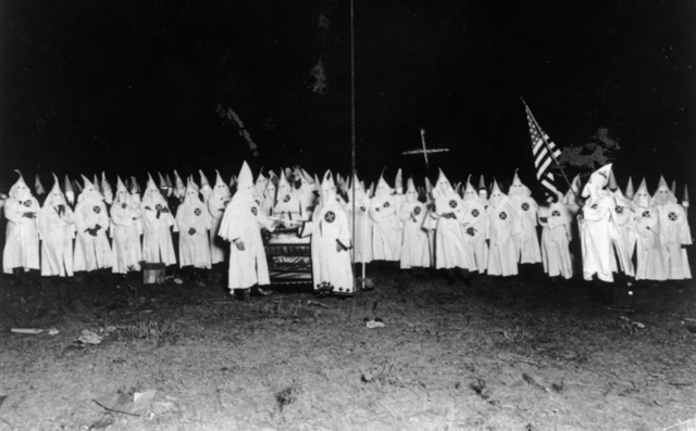 Photos: Ku Klux Klan in Colorado in the 1920s