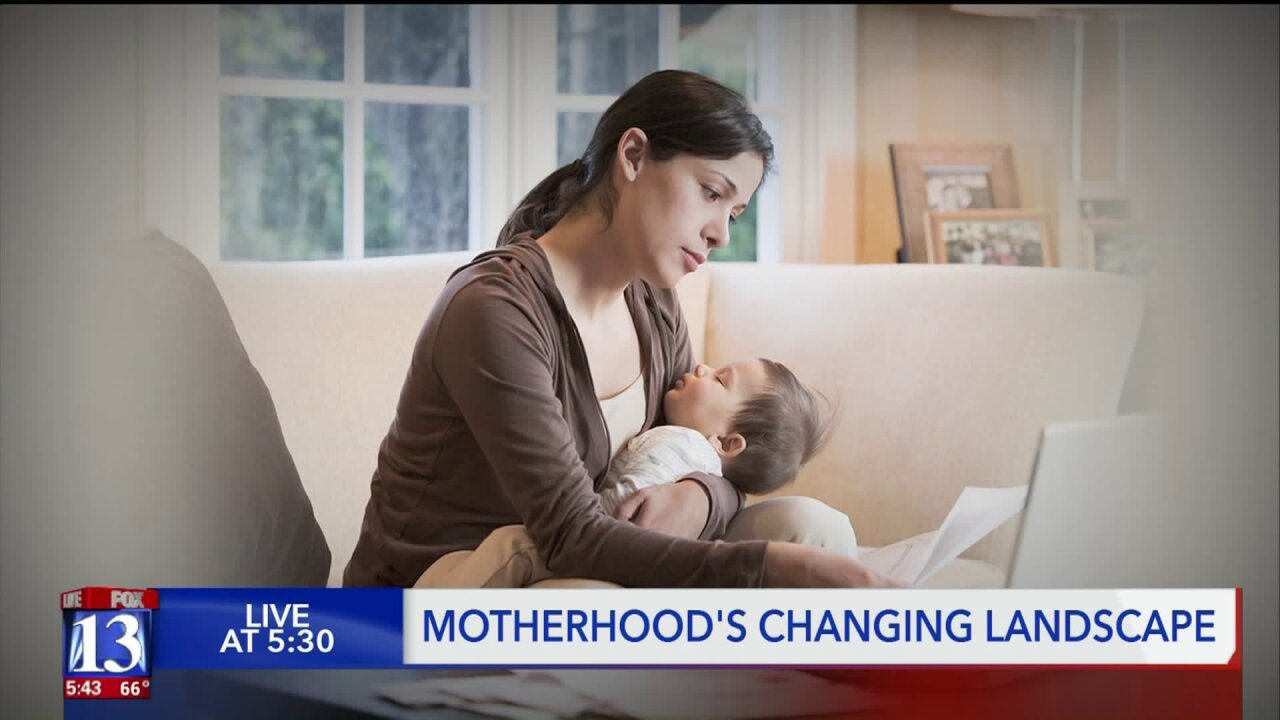Max Facts: Moms feeling frazzled have a greatexcuse