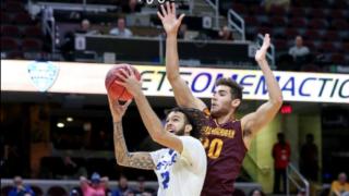 Buffalo eliminates Central Michigan in MAC Tournament quarterfinals