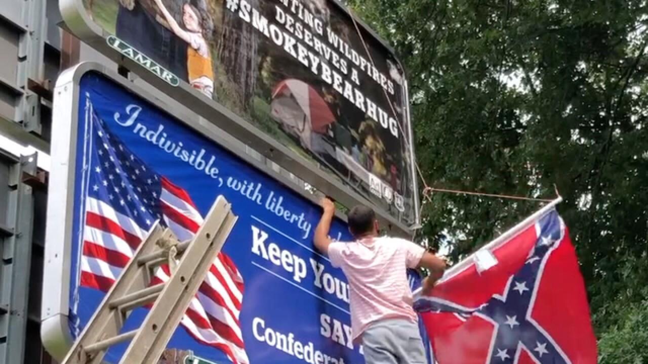 Lorain fair Confederate flag protest intensifies