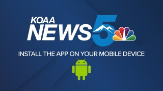 Download the KOAA News5 app and First Alert 5 Weather app for Android devices to stay up to date with your news, weather and sports in Colorado.