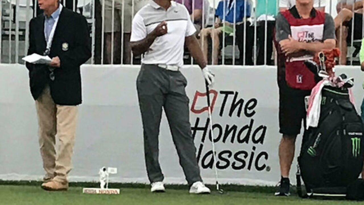 Honda Classic Pro-Am Wednesday at PGA National