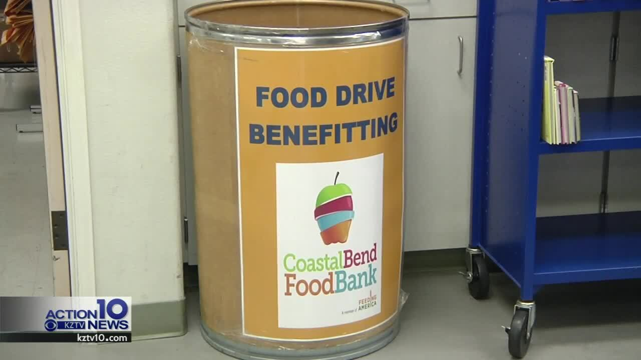 Coastal Bend Food Bank library.jpg