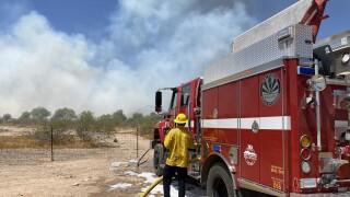 Phoenix Fire Department Ultra Fire 43rd Avenue Pinnacle Peak Road.jpeg