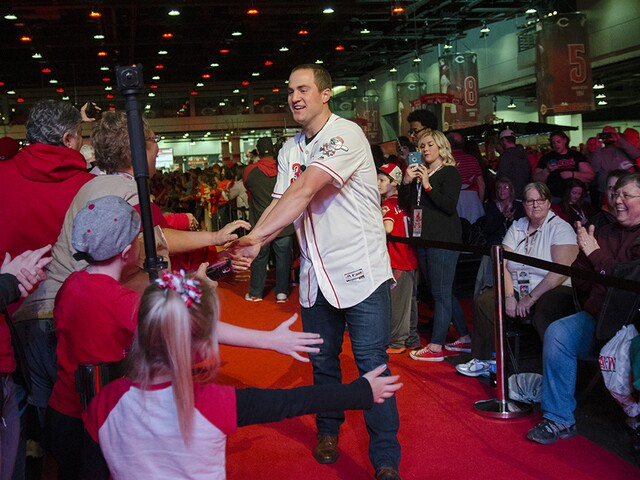 Redsfest 2017 connects the team with fans