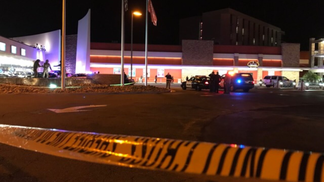Officer-involved shooting at California casino