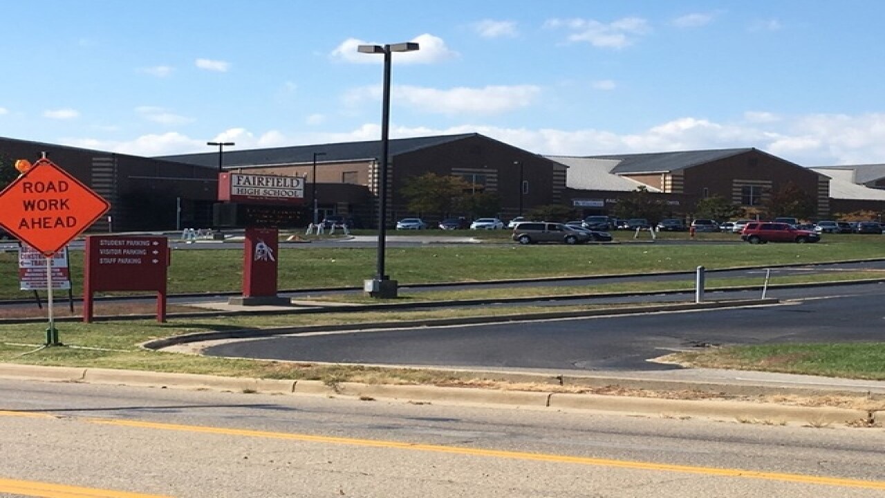Ohio teacher on leave after racially charged remark