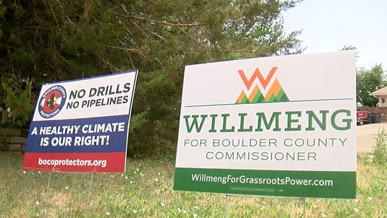 Colorado oil & gas activists running for office