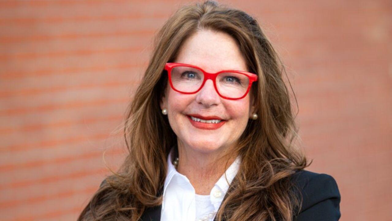 Superintendent of Public Instruction Elsie Arntzen