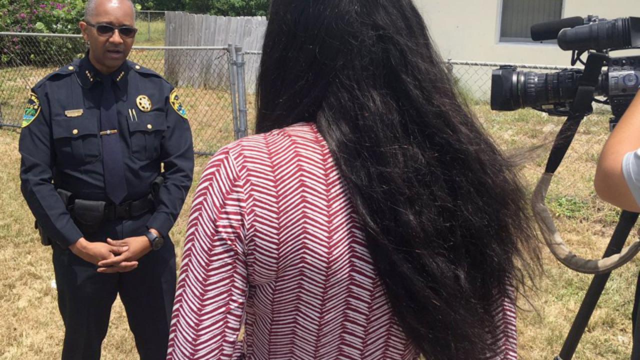 Boynton Beach Police Chief discusses the city's latest homicide