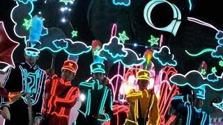 Parade to light up OTR, flip switch on BLINK