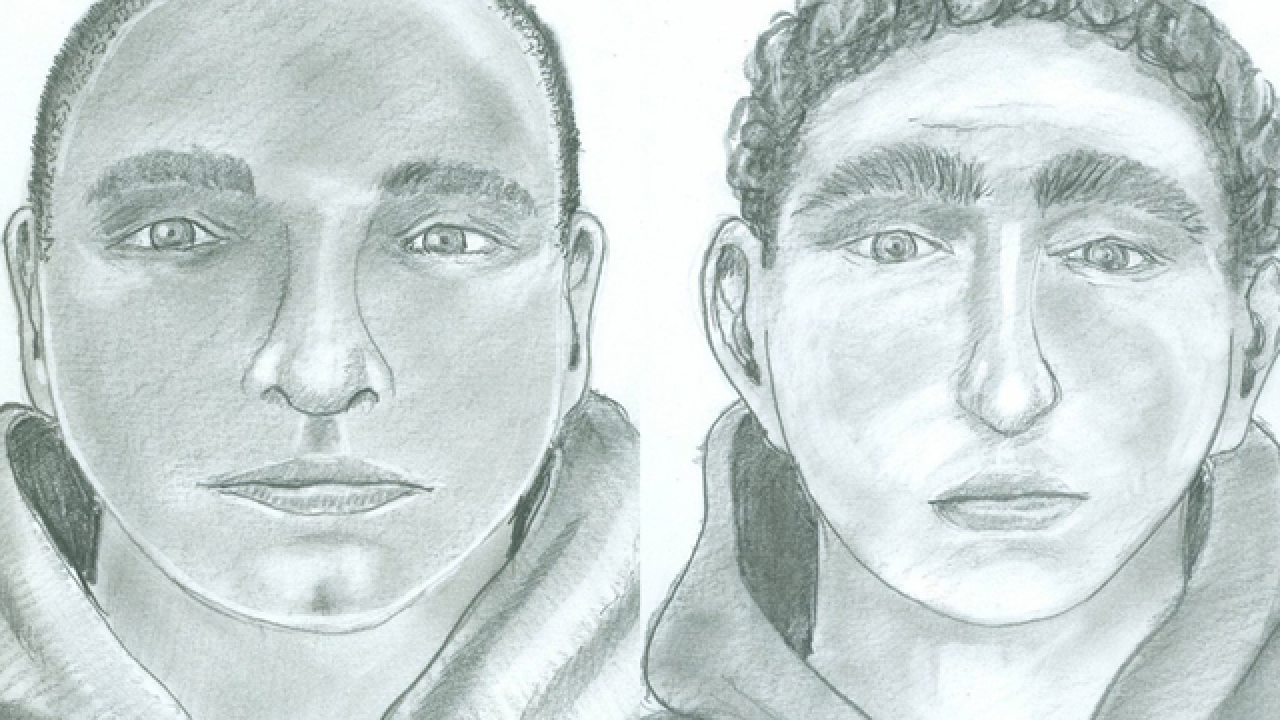 Jefferson County authorities seek 2 men who robbed 11-year-old girl