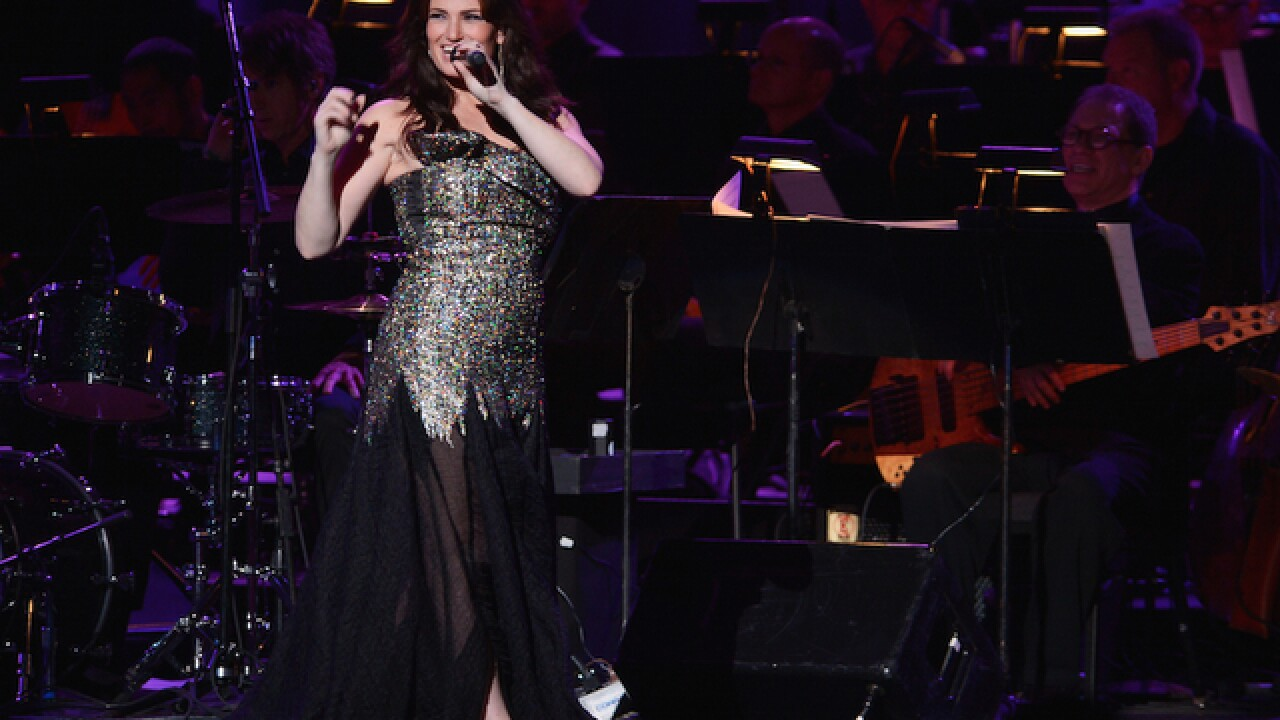 Menzel, Evans among singers to release new holiday music albums for 2014