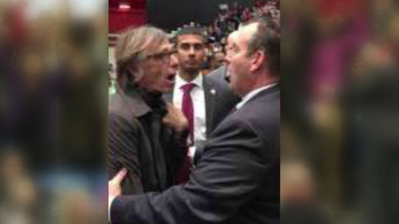 Photographer, Secret Service agent in altercation at Radford Trump rally