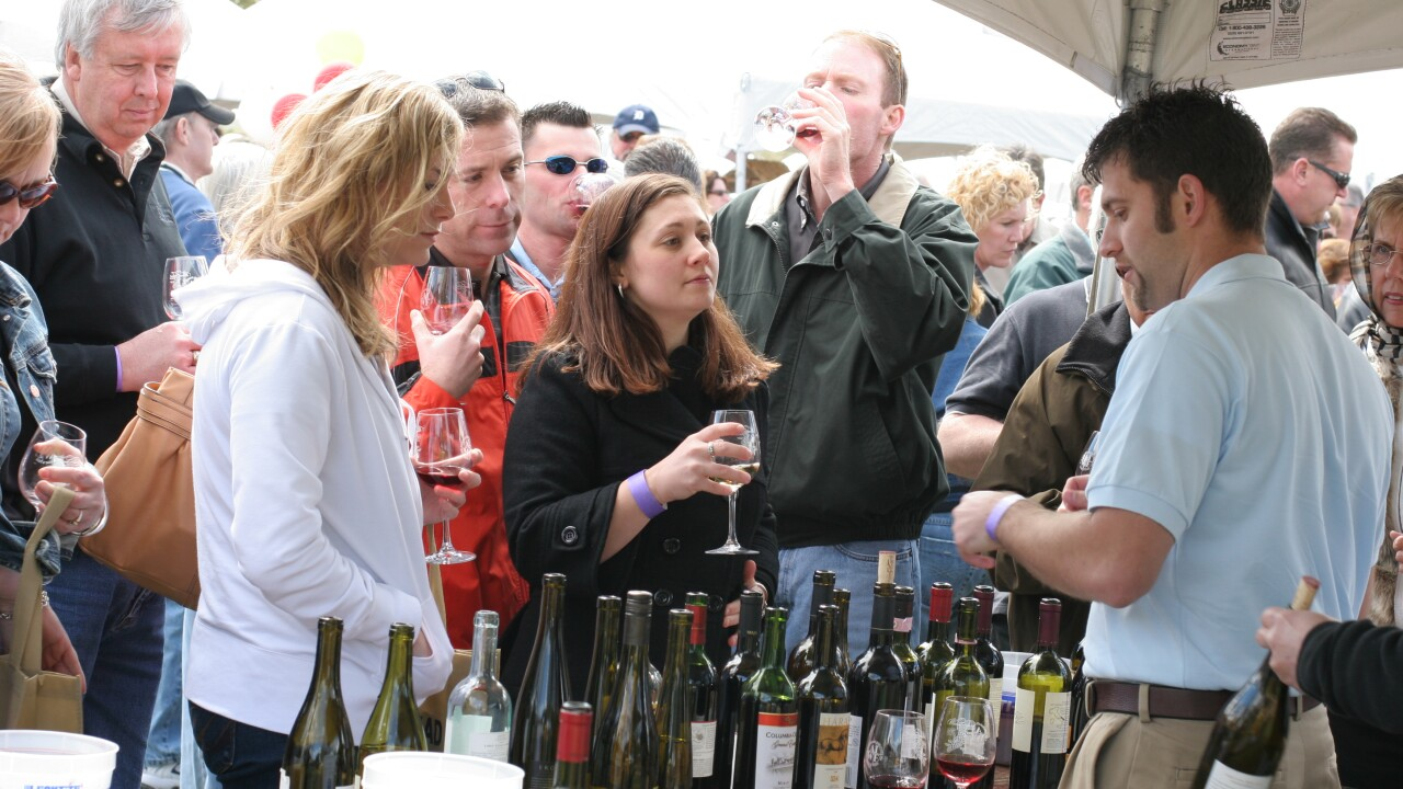 Virginia wine and cider sales break records in 2015