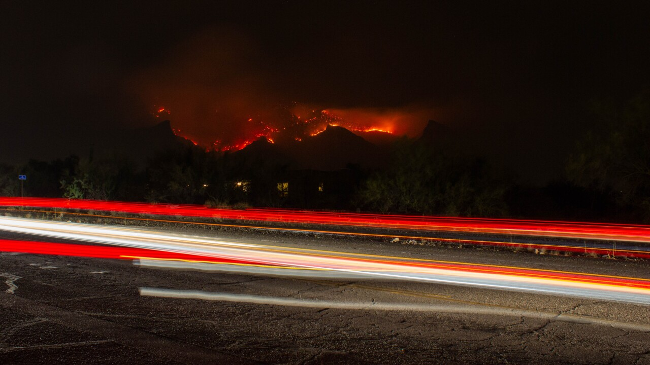 Residents in area of Bighorn Fire asked to evacuate