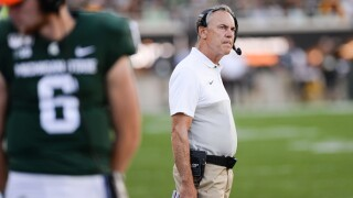 Spartans moving on to Big Ten opener after loss
