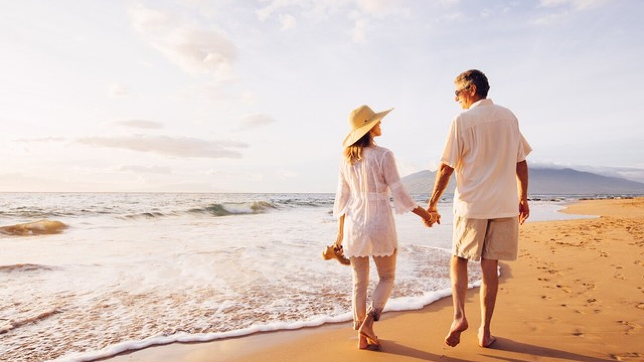 Here's the budget of a couple who retired in their 30s