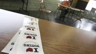 What to do if you see something unusual at your polling place