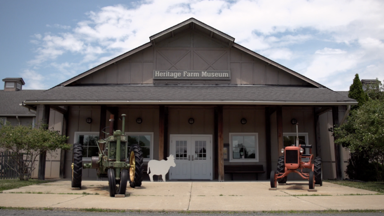 The Loudoun Heritage Farm Museum relies on ticket sales and holding events on site. They have since reopened after the pandemic forced them to close temporarily.