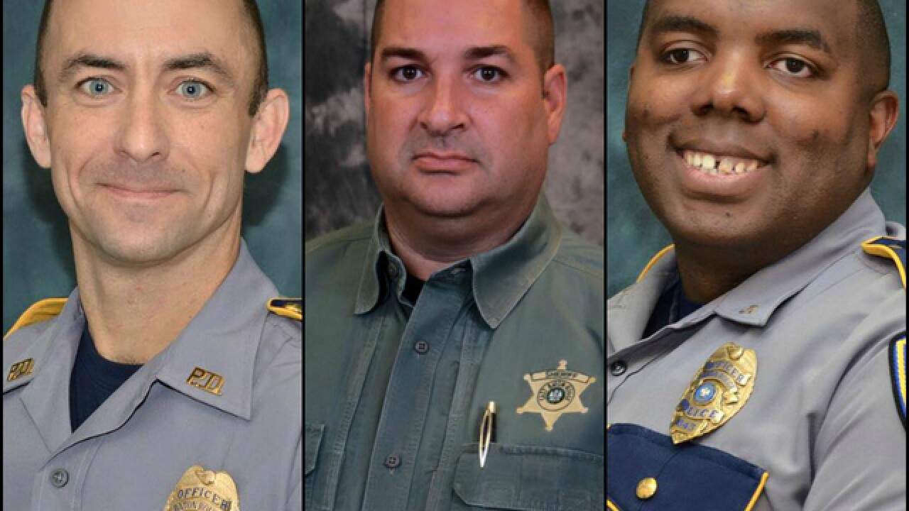 Remembering the 3 officers killed in Baton Rouge