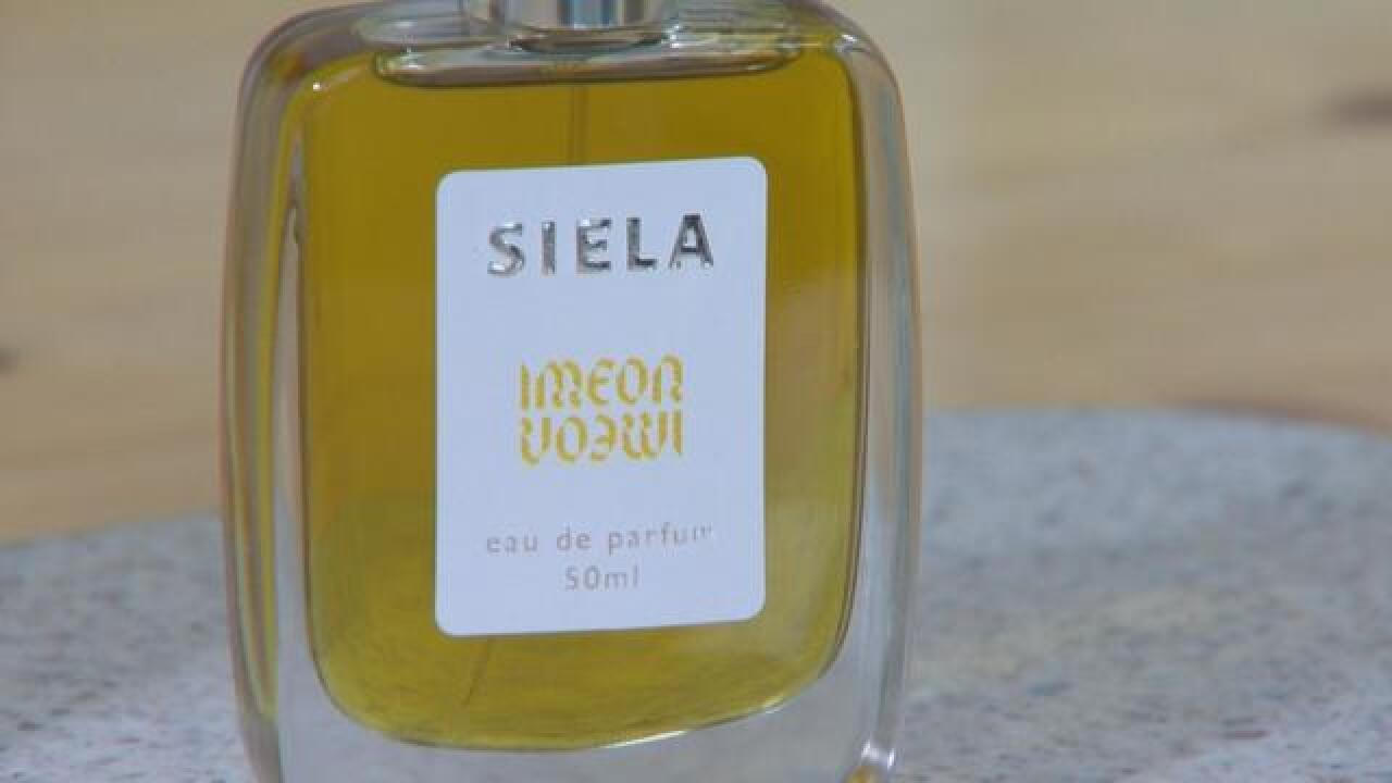 Pot perfume hits marijuana market